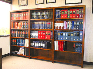 LawOfficebookcase
