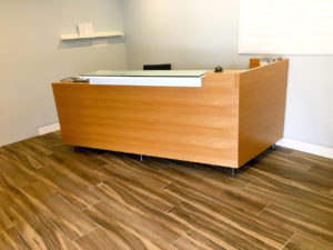 Receptiondesk