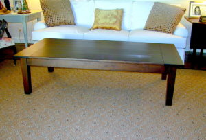 Toluca Lake Coffee Table Walnut