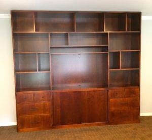WoodlandTVcabinetbookcase