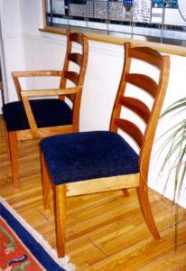 cherryladderbackchairs
